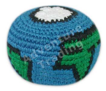 How to Crochet a Hackey Sack Ball | eHow